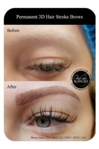 Permanent 3D Brow in Amherst, NY